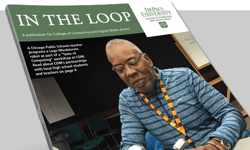 In The Loop mag