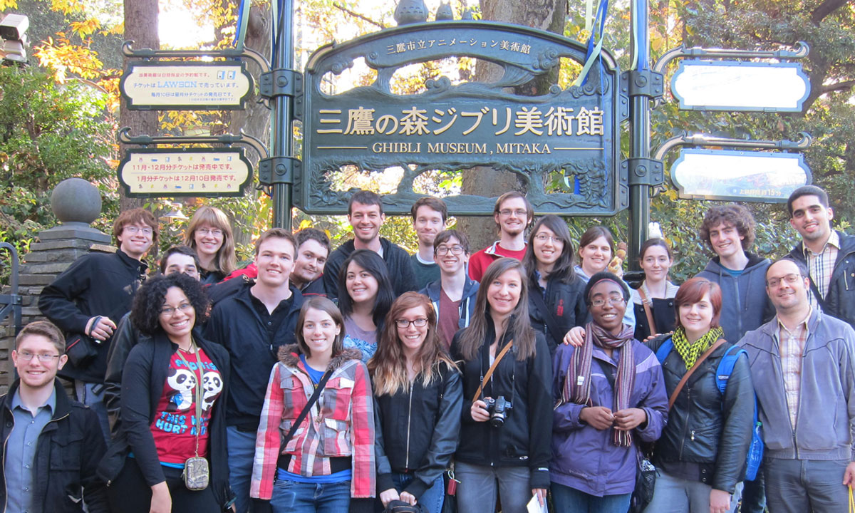 Study Abroad in Japan | Study in Japan - StudyAbroad.com