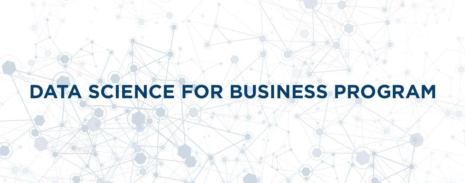 Data Science for Business Program | DePaul IPD